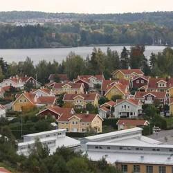 bostadsmarknaden faller